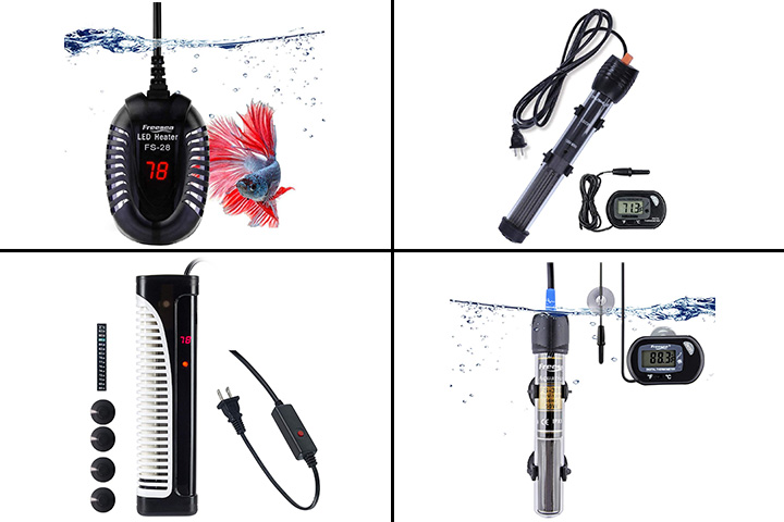 15 Best Aquarium Heaters In 2020 With Buying Guide