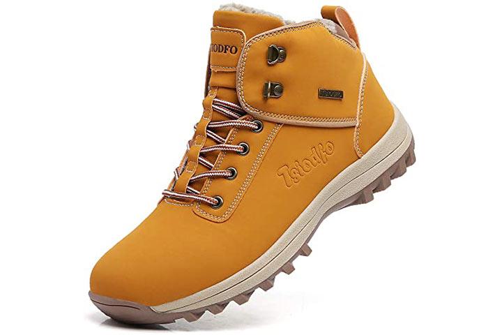 Tsiodfo Men's Boots