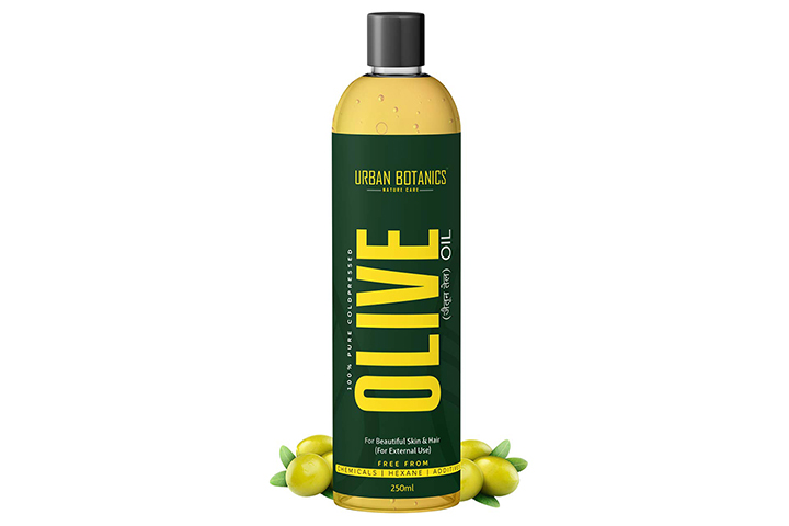 Urban Botanics Olive Oil