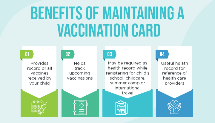 Vaccination Card A Must-Have For Your Child4