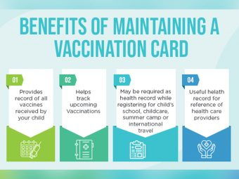 Vaccination Card: A Must-Have For Your Child