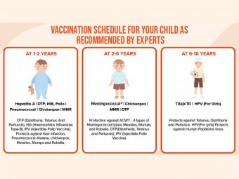'Vaccination Card': Your Toddler's Health Passport