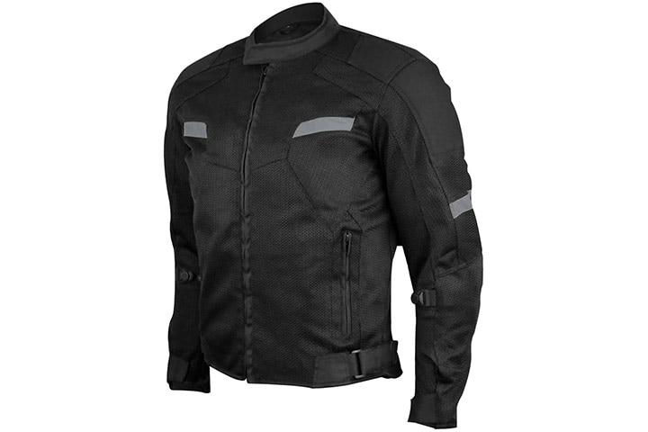 Vance Advance Lightweight Motorcycle Jacket
