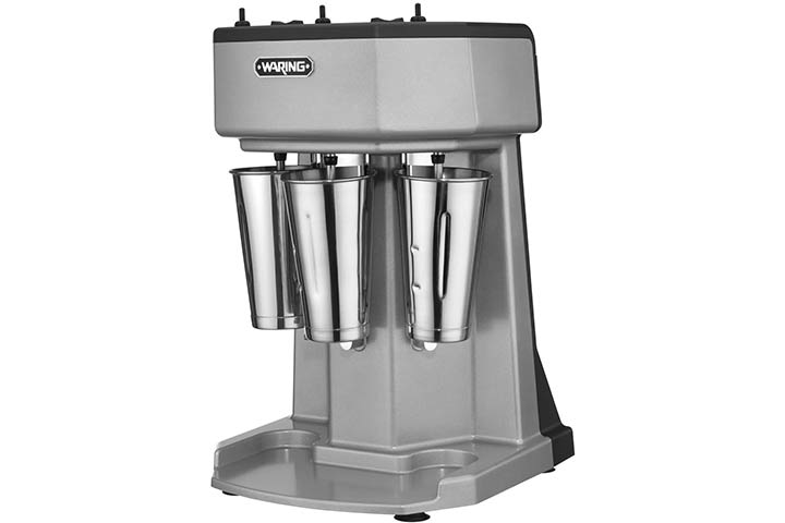 Waring Heavy Duty Double Spindle Drink Mixer