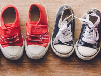 When Should Babies Start Wearing Shoes?