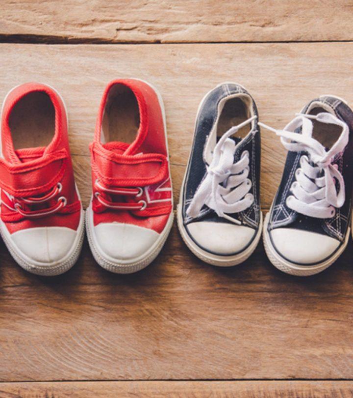 When Should Babies Start Wearing Shoes