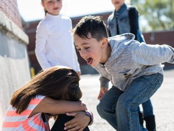Why Do Kids Bully And What To Do If Your Child Is Being Bullied?