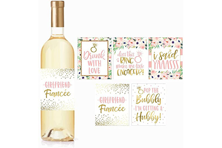 Wine Labels Stickers
