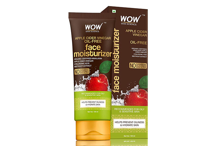 Wow Skin Apple Cider Vinegar Face Moisturizer