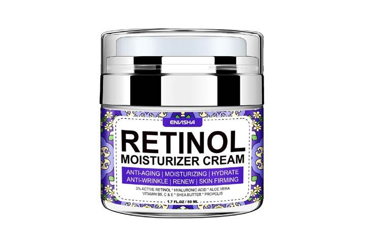 Wumal Retinol Moisturizer Cream