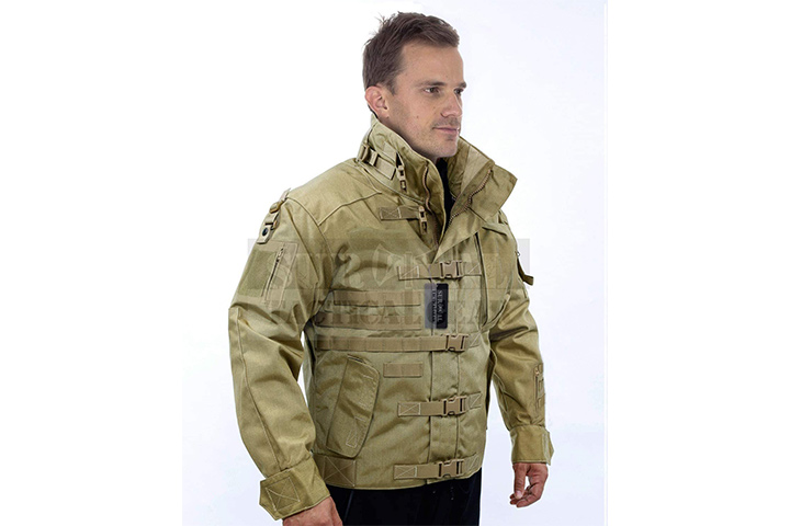 Zapt Cordura Hard Shell Jacket