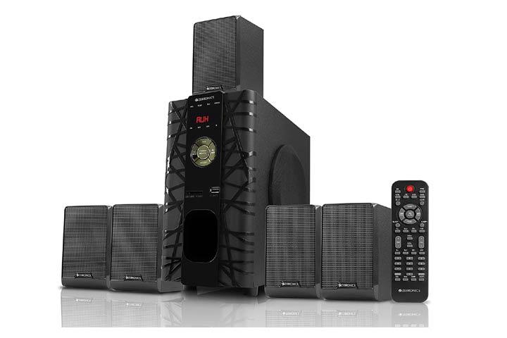 Zebronics ZEB-BT6590RUCF Bluetooth 5.1 Speaker