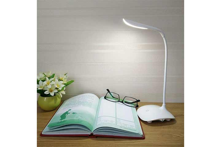 Zosoe Rechargeable LED Desk Lamp