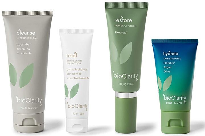 bioClarity Clear Skin Routine