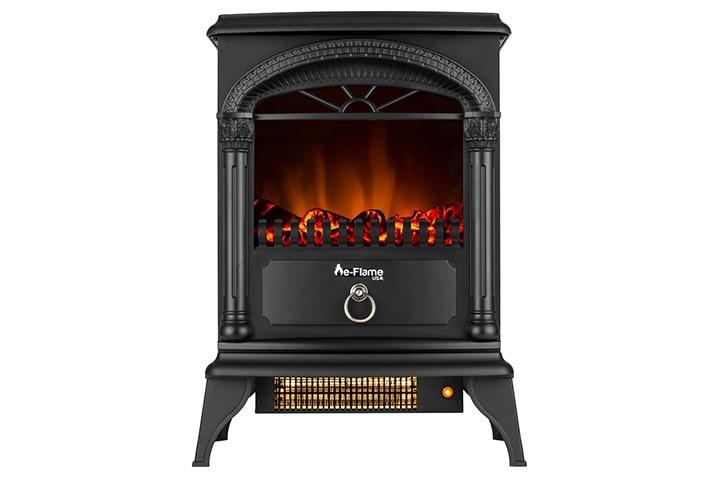 e-Flame Hamilton Electric Fireplace