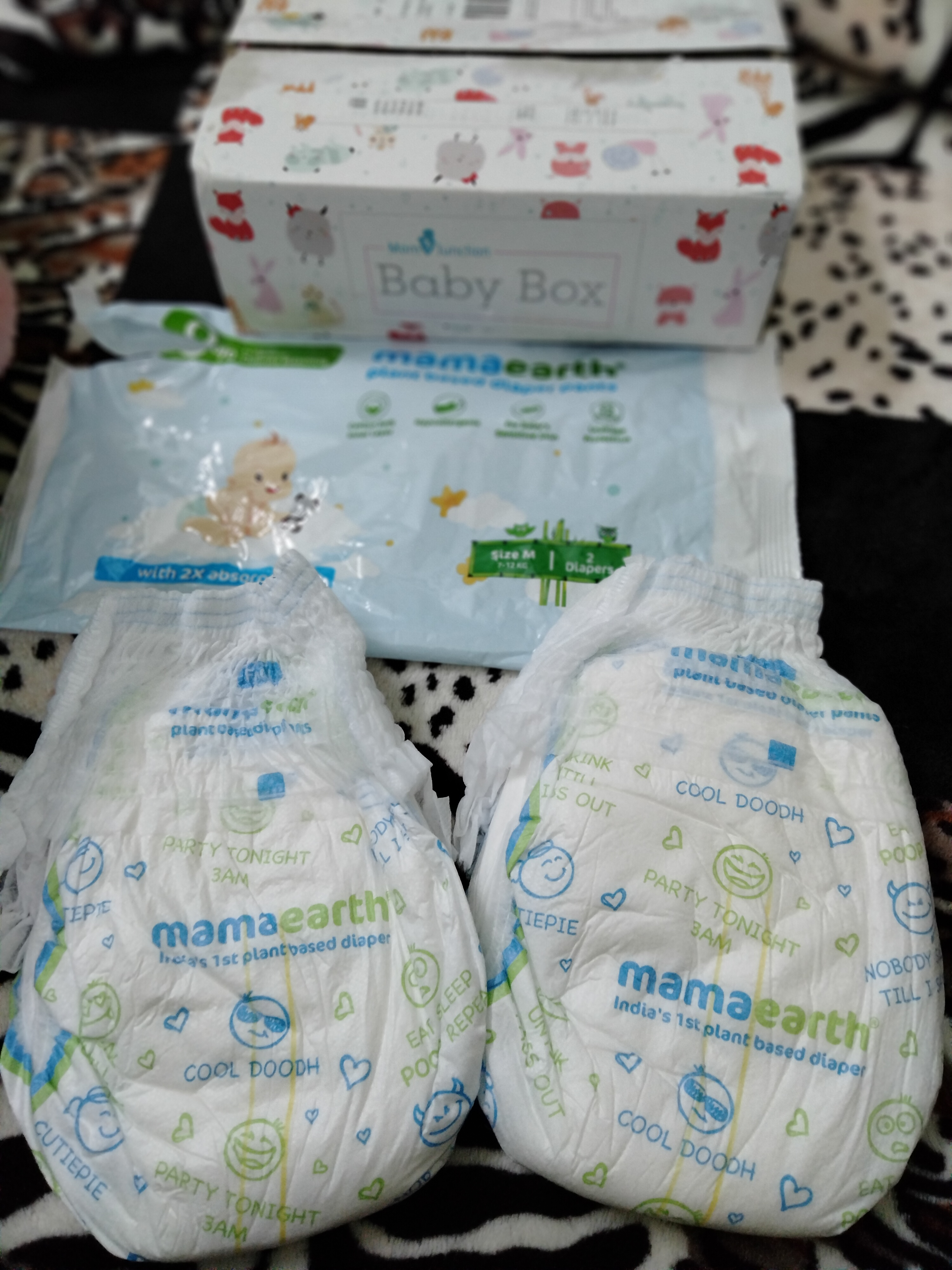 Mamaearth Plant Based Diaper Pants-Best Diaper Pants, Highly Recommend-By babytuber_india