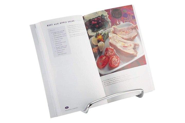 mDesign Plate, Tablet And Cookbook Holder