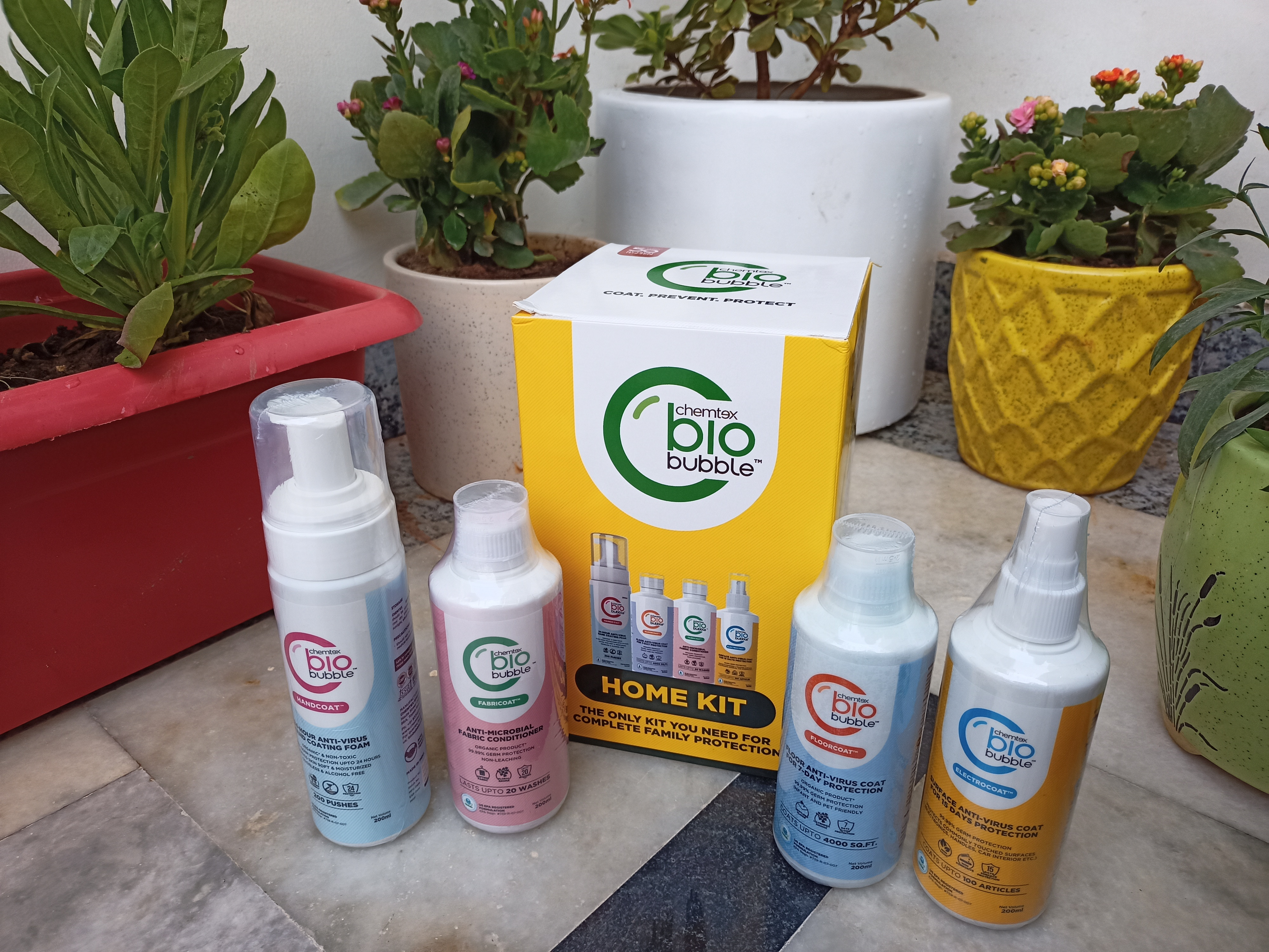 Chemtex Biobubble Home Kit-Must Have For Family Protection-By busy_at_mom