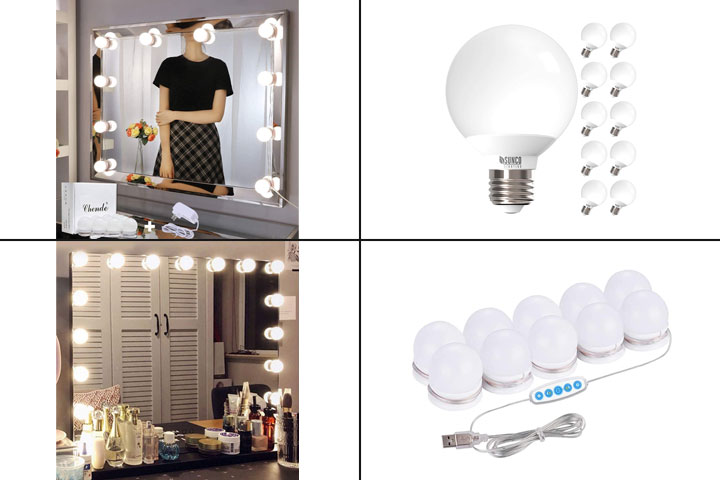 10 Best Light Bulbs For Makeup in 2021-1