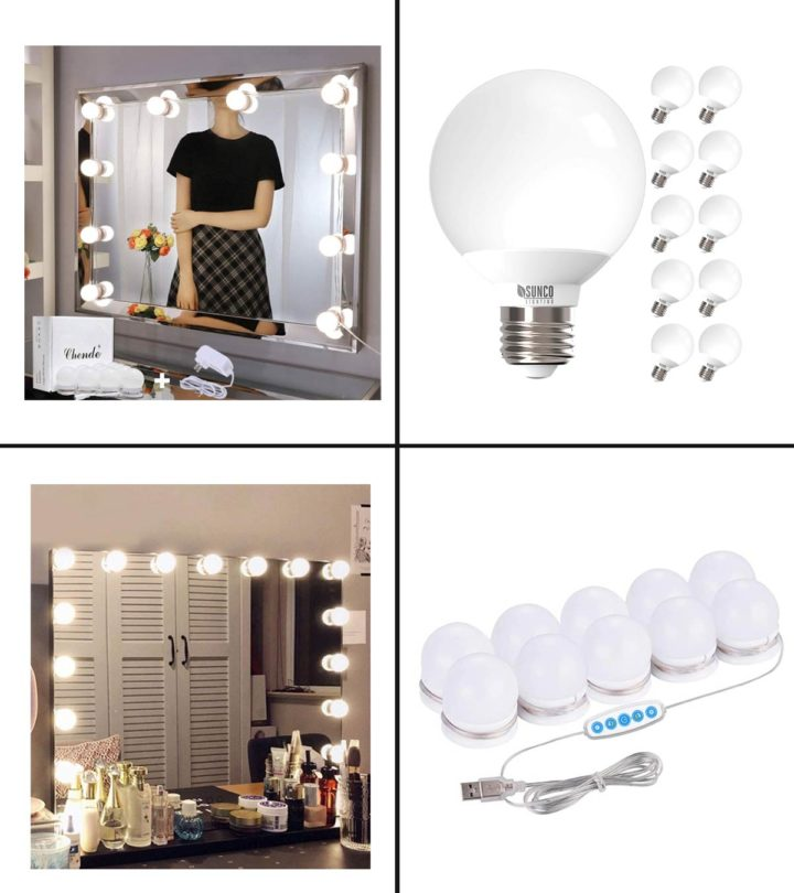 10 Best Light Bulbs For Makeup in 2021-1