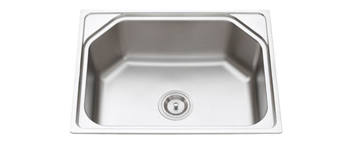 10x Matte Finish Stainless Steel Sink