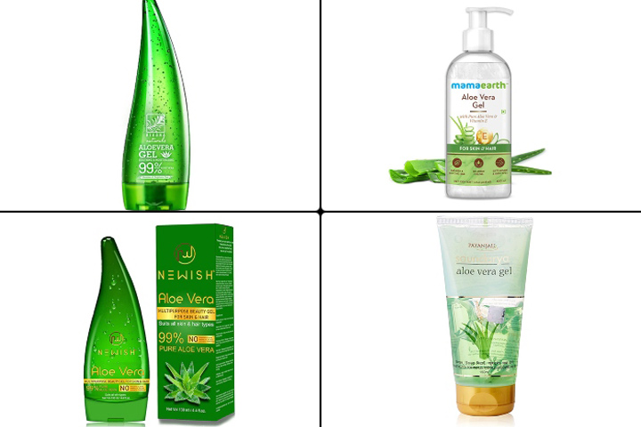 11 Best Aloe Vera Gels For Face