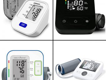 11 Best Blood Pressure Monitors In India
