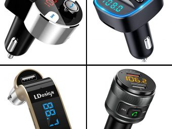 11 Best FM Transmitters For Cars In 2021