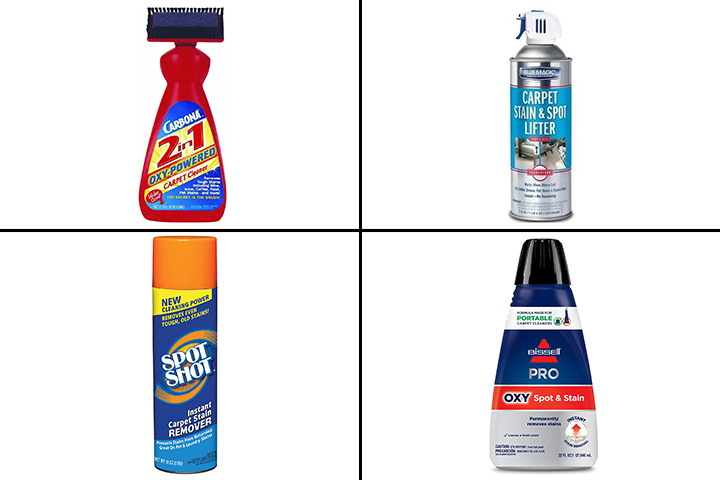 11 Best Carpet Stain Removers In 2021