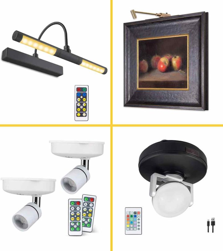 Cordless Picture Lights