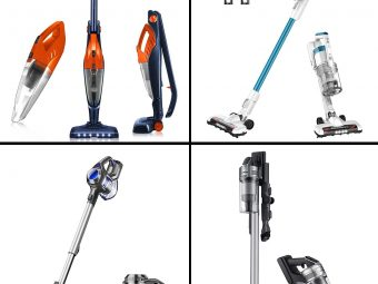 11 Best Cordless Stick Vacuum Cleaners Of 2021