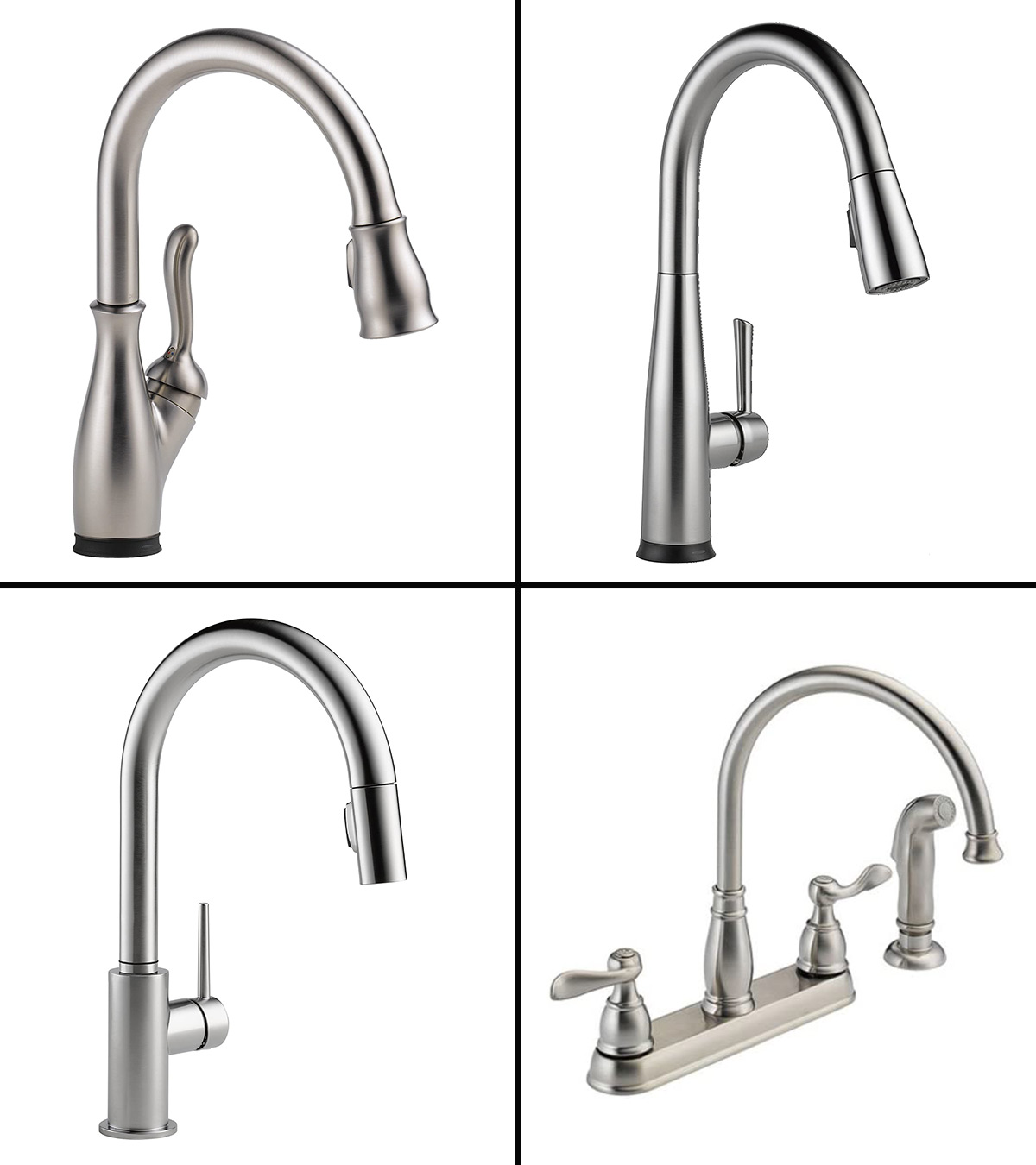 11 Best Delta Kitchen Faucets Of 2021