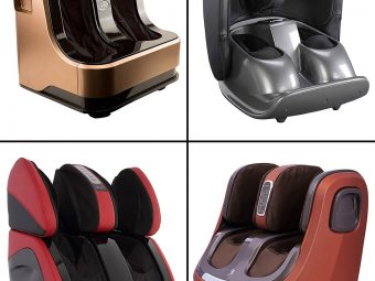 11 Best Foot Massagers In India To Buy