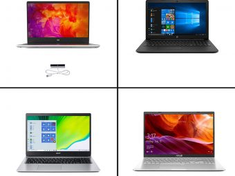 11 Best Laptops Under 50,000 In India For You To Buy