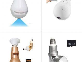 11 Best Light Bulb Security Cameras