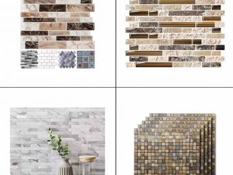 11 Best Peel And Stick Backsplash Tiles In 2021