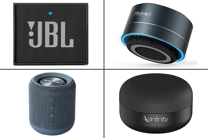 11 Best Portable Bluetooth Speakers In India