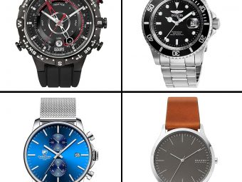 11 Best Quartz Watches To Buy In 2021