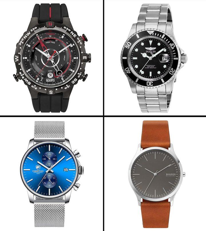11 Best Quartz Watches To Buy In 2021