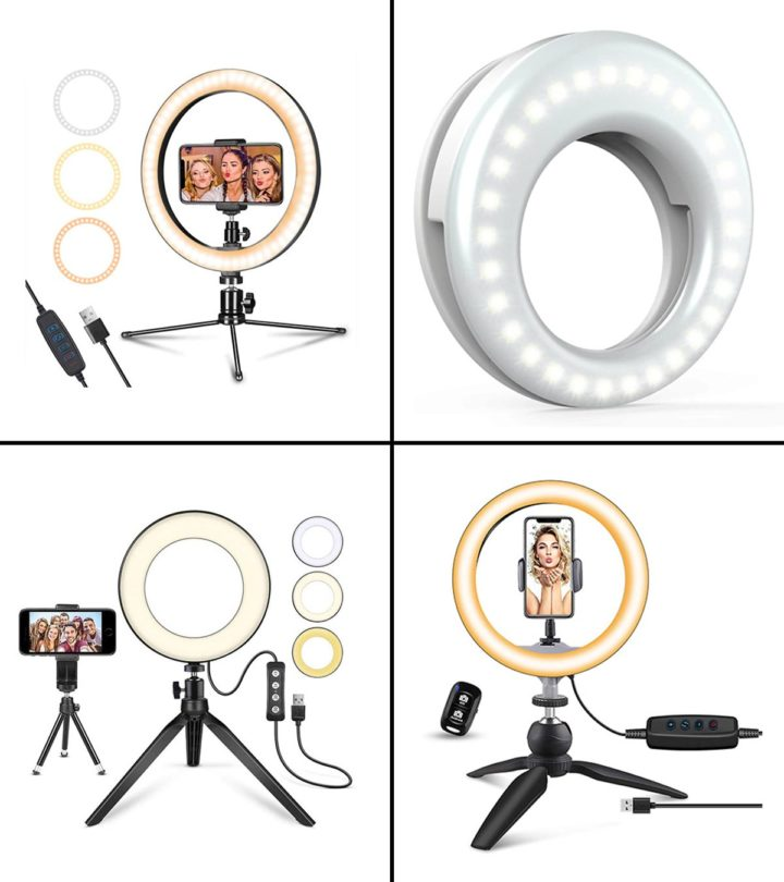 11 Best Ring Lights For Video Conferencing