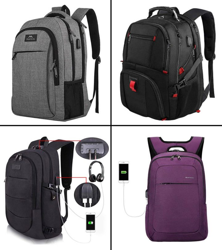 11 Best Smart Backpacks That You Can Buy In 2020