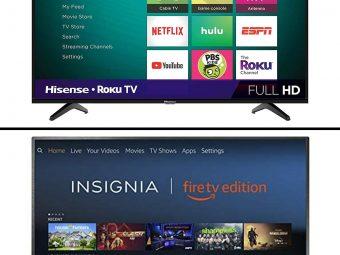 11 Best Smart TVs Under 300$ in 2021