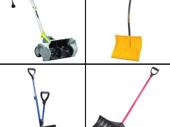11 Best Snow Shovels To Buy In 2021