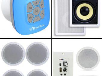 11 Best wall speakers To Buy In 2021
