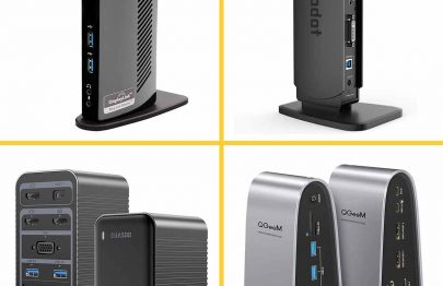 13 Best Docking Stations For Laptops In 2021