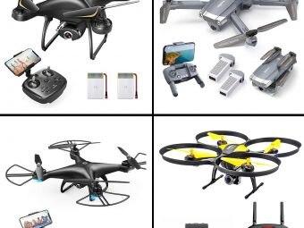 13 Best Camera Drones To Buy In 2021
