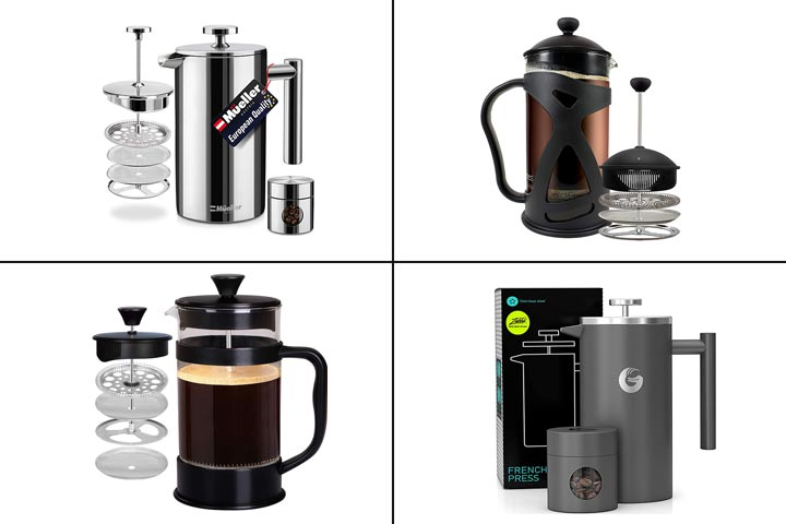 13 Best French Press Coffee Makers Of 2021-1