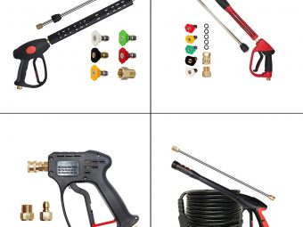 13 Best Pressure Washer Guns To Buy