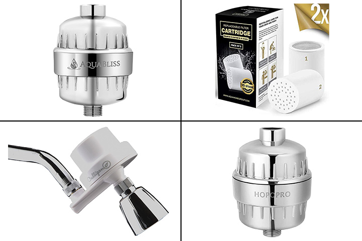 13 Best Shower Head Filters Of 2021