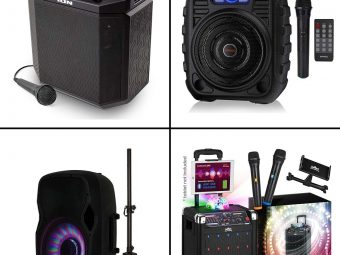 13 Best Speakers For Karaoke in 2021